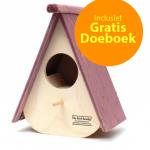Vogelvoederhuisje Met Houder