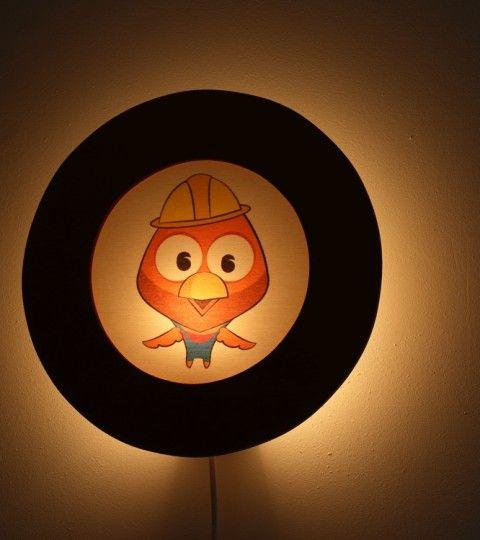 Nacht Kinderlampen Wandlamp Eddy Thebirdfamily 001 WEB