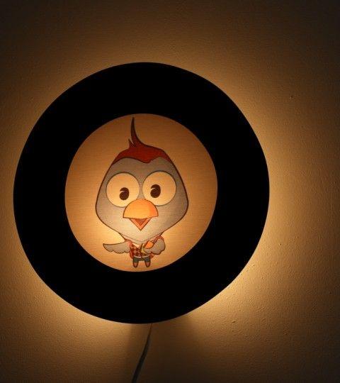 Nacht Kinderlampen Wandlamp Freddy Thebirdfamily 001 WEB