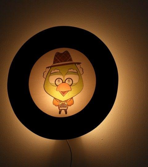 Nacht Kinderlampen Wandlamp Harry Thebirdfamily 001 WEB
