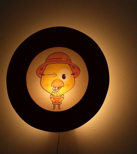 Nacht Kinderlampen Wandlamp Rosy Thebirdfamily 001 WEB