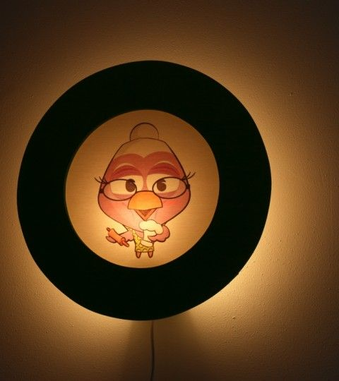 Nacht Kinderlampen Wandlamp Suzy Thebirdfamily 001 WEB