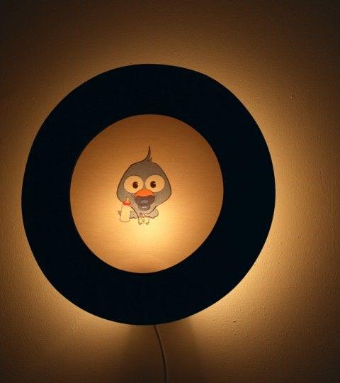 Nacht Kinderlampen Wandlamp Teddy Thebirdfamily 001 WEB