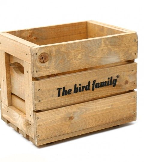 Deco Krat The Bird Family® Bruin