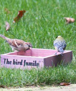 Voederplateau Oma's vogelmuesli 4 granen