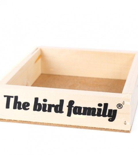 Voederplateau The Bird Family Blank