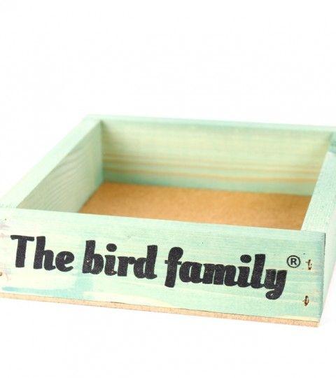 Voederplateau The Bird Family Groen